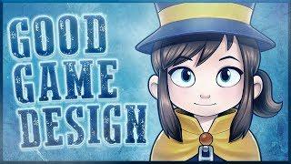 Good Game Design - A Hat In Time: Spiritual Successor to Original IP