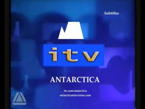 "Antarctica Television - 1999 ITV ""Hearts"" ident (debut continuity)"