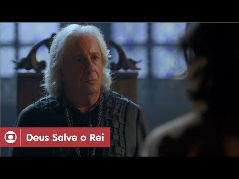 Deus Salve O Rei: capítulo 33 da novela, quinta, 15 de fevereiro, na Globo