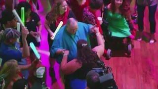 'Dancing man' Sean O'Brien gets the last laugh