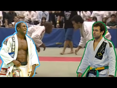 Marcelo Garcia vs Fernando Terere 2: Japan Open Super Fight