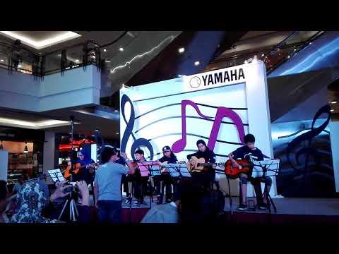 Sonnet - Yamaha Guitar Course Students' Concert 2015