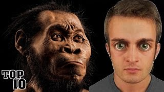 Top 10 Shocking Facts About Evolution