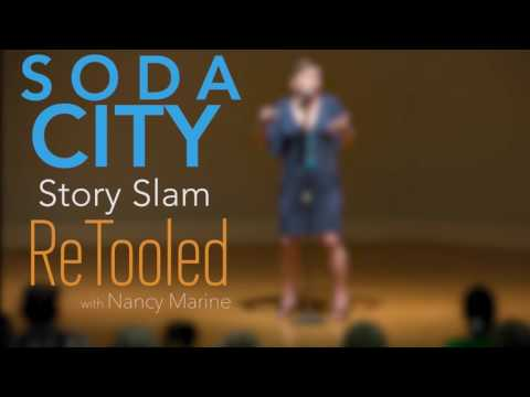 Soda City Story Slam: ReTooled with Nancy Marine