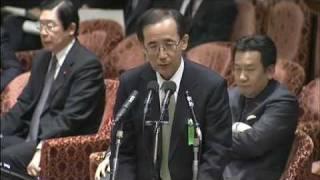 2.23衆院予算委(自民党)中川秀直 中川秀直 検索動画 7