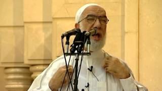 موسوعة العظماء - خطبة ودرس الجمعة الشيخ عمر عبدالكافي 18-12-2015
