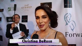 Christina DeRosa renew her love by...
