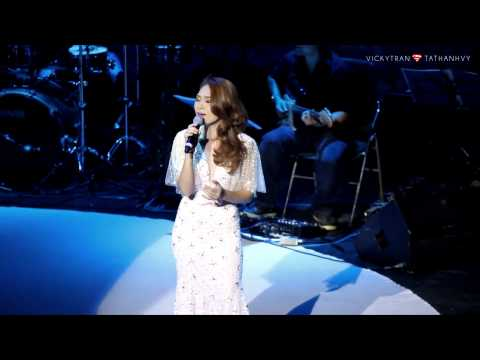 Lai mot dem mua - My Tam ( Gui tinh yeu cua em - Live in HaNoi / 26102013 )