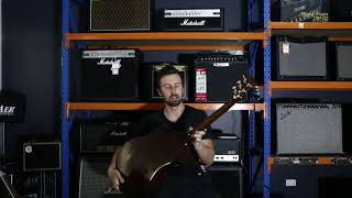 GUITAR ACOUSTIC FENDER CD 60CE - 60 SECOND REVIEW - Nhạc cụ Thiên Ân