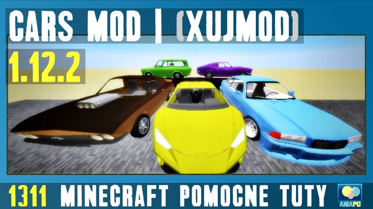 Vehicle мод 1.12 2