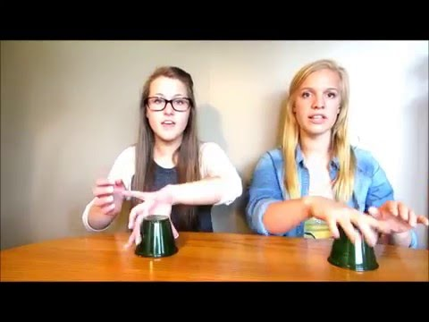 Call Your Girlfriend Cover Elizabeth & Lindsey