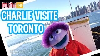 Charlie visite Toronto