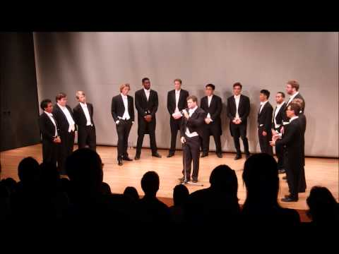 The Yale Whiffenpoofs 2015 in Japan (excerpts)