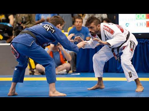Rafael Mendes VS Mario Reis / Pan Championship 2012