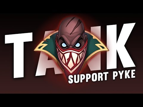 Imaqtpie - TANK PYKE IS BROKEN (RIOT DIDN'T PAY ME I SWEAR)