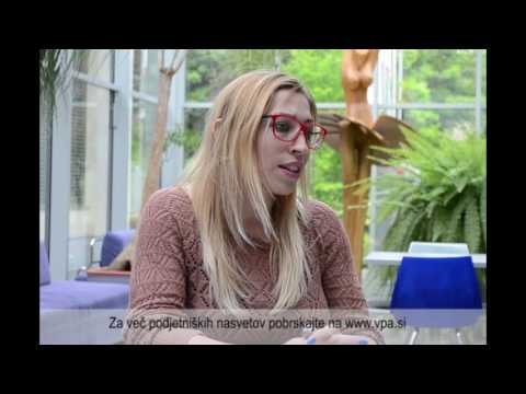 Video podjetniška akademija - podjetniški nasvet - Nastja Kramer