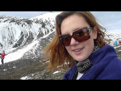 Video diary: An Antarctic adventure