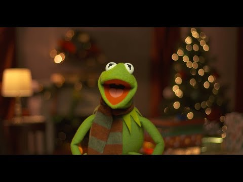 Merry Christmas from Kermit the Frog! | The Muppets