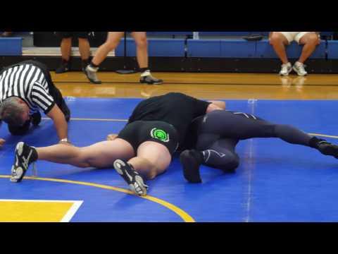 Frank Gotch Worlds 2017 Losers Round 5: Anthony Pacheck vs Travis Wiuff