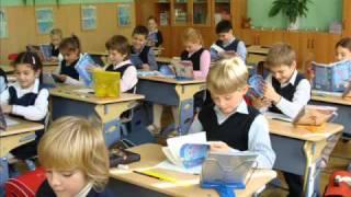 открытые уроки  в Гимназии 710.wmv