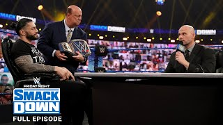WWE SmackDown Full Episode, 15 January 2021