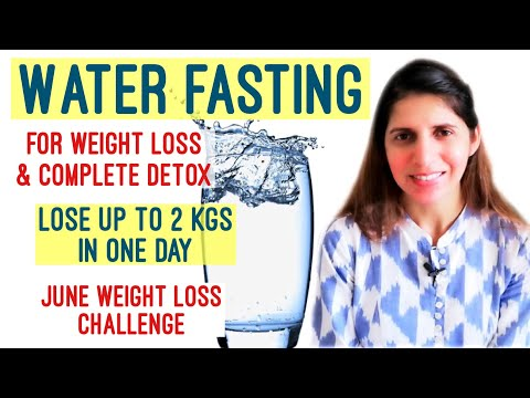 water-fasting-for-weight-loss-&-detoxification-|-health-benefits,-precautions-|-june-challenge