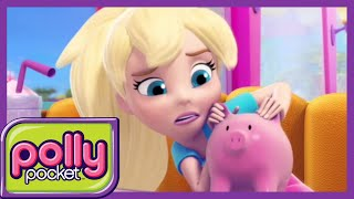 Polly Pocket full episodes | The lucky piglet - Episodes Compilation | Kids movie | Girls movie