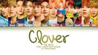 THE BOYZ 'CLOVER'