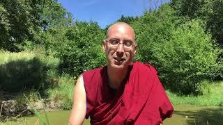 Que signifie la fleur de lotus sur laquelle Bouddha est assis ?