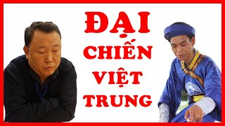 Vua CỜ TƯỚNG giang hồ Lưu Tông Trạch (TQ) vs Phạm Quốc Hương (VN) - Đại Chiến Việt Trung