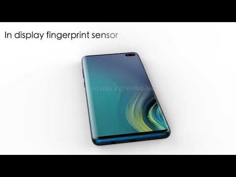 New Samsung Galaxy S10 Plus: 360 renders [EXCLUSIVE]