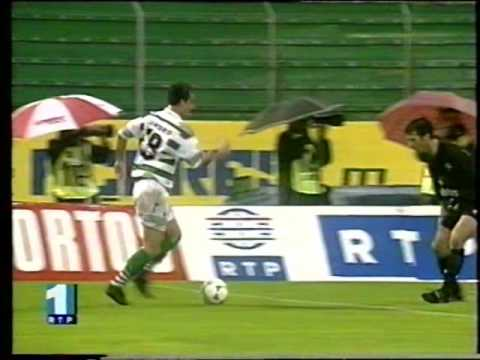 14J :: Sporting - 1 x Académica - 0 de 1997/1998