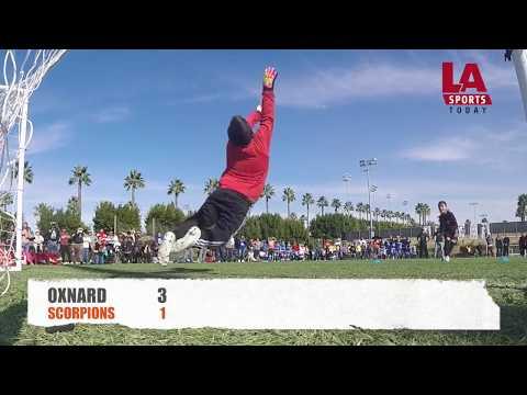 Oxnard Real vs. Scorpions final de la Cup LA