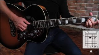 como tocar brillas de len larregui tutorial guitarra acordes hd
