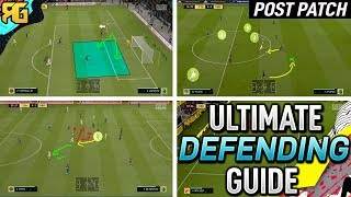 FIFA 20 | The ULTIMATE DEFENDING Guide POST PATCH! 'How to Defend POST PATCH!