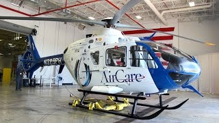 New Golden Triangle Helicopter Marks AirCare\'s 20th Anniversary