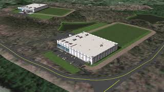 Westwood Industrial Park, Multiple   Flyover Video