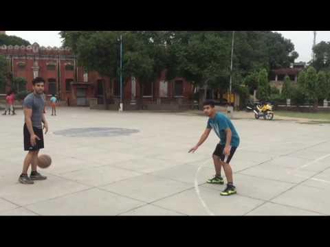 UBA Basketball Trials (Gurjashandeep Singh)