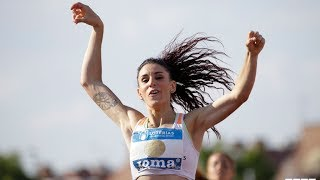 Women's 400m at Spanish Championships 2018