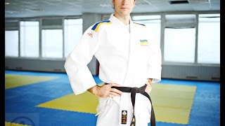 Айкидо для новичков. Урок №4. Aikido Lessons. Как завязывать пояс и другое.