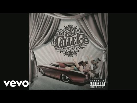 Calle 13 - Ven Y Critícame (Audio)