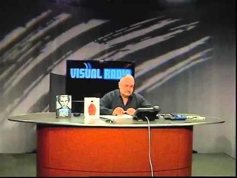 Rob Fraboni on Visual Radio Live with Joe Viglione April 10, 2014