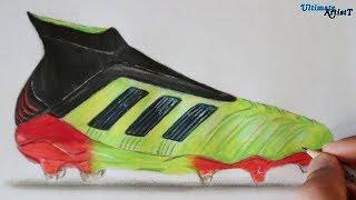Adidas Predator 18 Cleats | Art