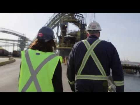 PortTV: People of the Port - Behind the Scenes at Vancouver Wharves