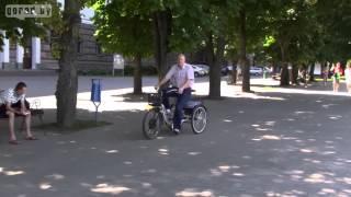 Электровелосипед в Могилёве