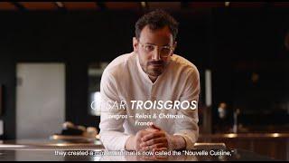 A revival : César Troisgros, Maison Troisgros, France