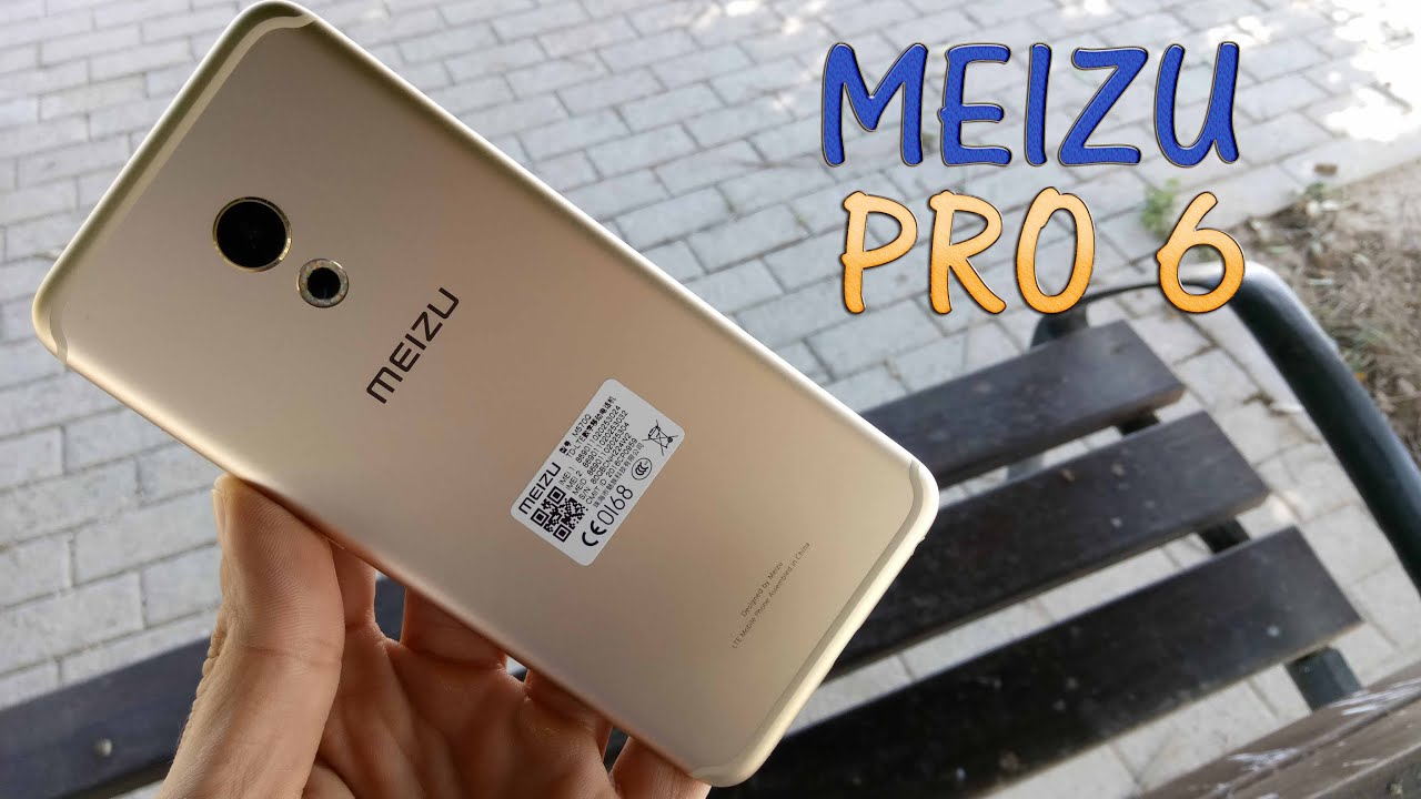 Meizu PRO 6, FULL REVIEW!