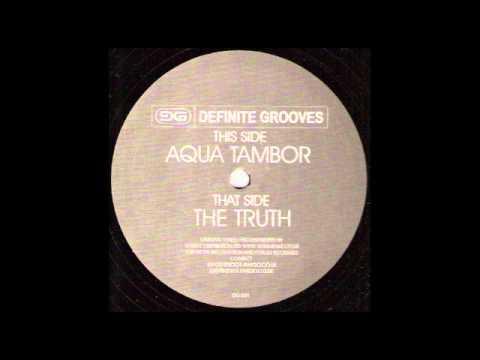 Definite Grooves - Aqua Tambor