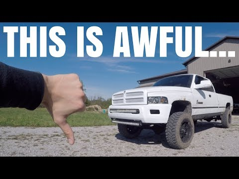 THE REASON I'M SELLING MY CUMMINS... **NOT CLICKBAIT**