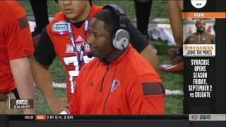 Dino Babers on Mike & Mike